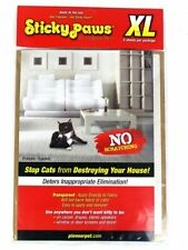 Sticky Paws for Carpet Sheets X-Large 5pk (Free Shipping in USA)