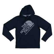 The North Face Mens Pullover Hoodie Performance Sweatshirt Fleece Lined New