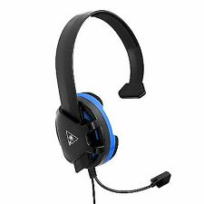 Turtle Beach Recon Gaming Chat One Ear Headset With Mic for Sony Ps4