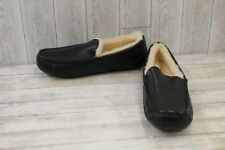 Ugg Ascot Moccasin Slippers - Men's Size 18 - Black