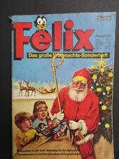 Felix - Das große Weihnachts-Sonderheft, 60er Jahre, Felix Weihnachts-Heft 1965