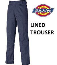 Dickies Forro Polar Pantalones Marston Hombre Ropa De Trabajo Industrial Trabajo
