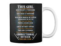 Quality Proud Correctional Officer Gift Coffee Mug Gift Coffee Mug