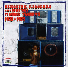 KINGSTON ALLSTARS Meet DOWNTOWN AT KING TUBBY'S 1972-1975 NEW CD £9.99