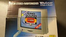 55cm Stereo-Farbfernseher gebraucht von Tevion