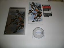 JEU PSP JAP: KINGDOM HEARTS Birth by Sleep - Complet TBE