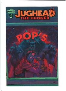 Jughead: The Hunger #5 VF/NM 9.0 Cover A Archie Horror Comics 2018 Werewolf