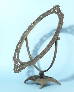 Vintage Vanity Mirror Frame – Gilding Project