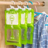 Absorbent Bag Dehumidifier Bags Closet Dehumidizer Wardrobe Desiccant Packets