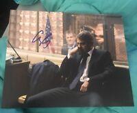 GEORGE CLOONEY SIGNED 8X10 PHOTO BATMAN D W/COA+PROOF RARE WOW