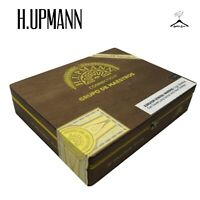 H. Upmann vintage cameroon Connecticut grupo de maestros wooden empty cigar box