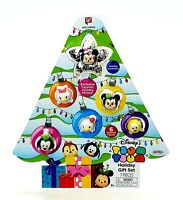 Disney Tsum Tsum Exclusive Tree Holiday Gift Set 7 Pieces Tsparkle Mickey