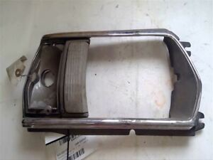 Passenger Headlight Door/Cover DL 1 Square Headlamp Fits 82-83 BRAT 163286