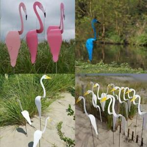 3D Swirl Bird A Whimsical And Bird Spins Slight Garden 40CM Garden Decor