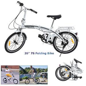 Bicicleta plegable con ruedas de modelo Metric 20 pulgadas 7 ENGRANAJES
