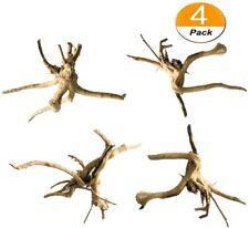 New listing Hamiledyi Driftwood for Aquarium Wood Natural Trunk Reptile Driftwood Tree Aquar