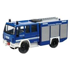 Iveco Magirus HLF 20/16 New Face 1:43 Model 7136 SCHUCO