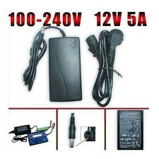 60W AC100-240V To DC12V 5A Power Supply Adapter for iMAX B5 B6 Balance Charger