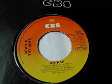 """ADAM AND THE ANTS - ANTRAP - CBS 7"""""""