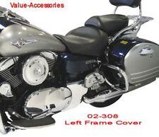 Left Frame Cover, Kaw. VN1600 Nomad #02-308