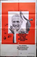 THE DROWNING POOL MOVIE POSTER Paul Newman Ross MacDonald Detective 1sht, 1975