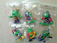 McDonald's 1984 Bully Astroniks Complete Set