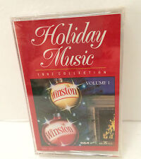 NEW Winston Cigarette '92 Christmas Holiday Music Artists Collection OJays Elvis