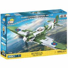 COBI 5708 Small Army Planes Supermarine Spitfire Mk VB 275pcs
