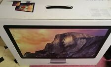 Apple 27-inch Thunderbolt Display LED Monitor A1407 New and Sealed