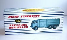 DINKY Reproduction Box 642 Pressure Refueller