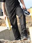 Dickies Súper Pantalones De Trabajo RedHawk Militar Rodilla Almohadilla HOMBRE