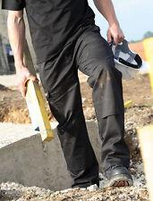 Dickies Pantalones Ropa de Trabajo Redhawk Súper Action Cargo Militar Rodillera