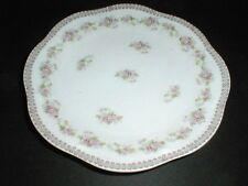 Zeh Scherzer ZS&Co Bavaria Germany Petite Pink Rose Salad Plate