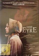 Jane Eyre - UK Region 2 DVD William Hurt, Charlotte Gainsbourg, Franco NEW