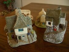More details for 4 x lilliput lanes moonlight cove,fisherman's cottage,puddlebrook & the farrier