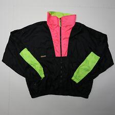 Columbia Men XL Color Neon Ski  Windbreaker Jacket