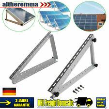 Boden Halterung 300W 1040mm Solar Panel Halterung Solarmodul Befestigung Wand