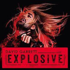 CD*DAVID GARRETT**EXPLOSIVE***NAGELNEU & OVP!!!
