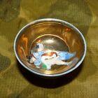 WW2 Japanese Porcelain Sake Cup (gold interior) erotic art wine glass