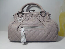 Marc Jacobs Blush Quilting Leather Mini Stam Satchel Handbag.***NEW****$1395***
