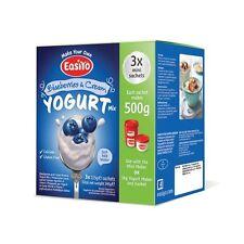 EasiYo Blueberries & Cream Mini - 500g -Multipak