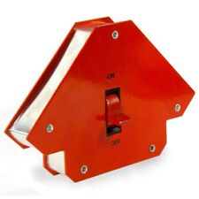 Welding Clamp Magnet with on/off Switch Heavy Duty Holding Force- 24kg / 55lbs