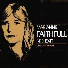 MARIANNE FAITHFULL No Exit CD/DVD BRAND NEW PAL Region 4