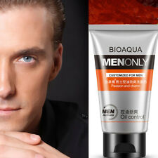 Men's Oil-control Face Cleaner Pore Cleaner Men Facial Cleanser Acne Blackhead