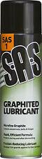 6 x 500ml Graphite Penetrating Oil Spray Aerosol Anti Seize Lubricant WD40 SAS1