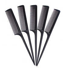 21cm Professional Fine-tooth Hairdressing Hair Style Rat Tail Comb Tool HOT