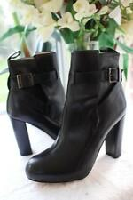 EMERSON FRY BUCKLE ANKLE BOOTS SIZE 37US 7  (BOT1400