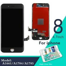 FOR IPHONE 8 4.7'' Display Touch Screen Digitizer LCD Lens Replacement Assembly
