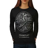 Germany Frankfurt Women Long Sleeve T-shirt NEW | Wellcoda