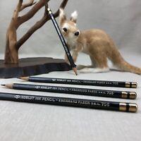 4 Eberhard Faber Noblot Ink Vintage Pencil 705 A Bottle of Ink In Pencil